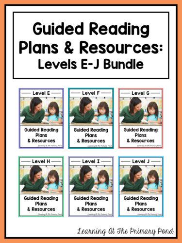 https://www.teacherspayteachers.com/Product/Guided-Reading-Activities-and-Lesson-Plans-Levels-E-Through-J-BUNDLE-2845577